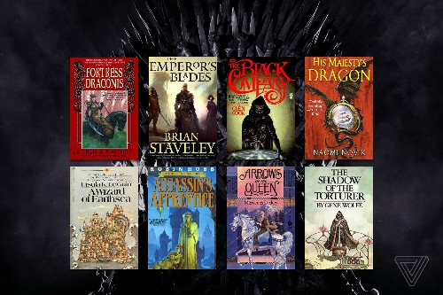 8 fantasy novels to read while you wait for the next season of Game of Thrones