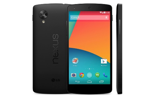 Nexus 5 appears in Google Play store for $349