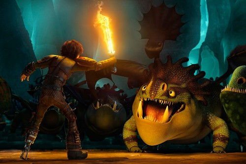 Japanese telecom giant SoftBank reportedly in talks to acquire DreamWorks Animation