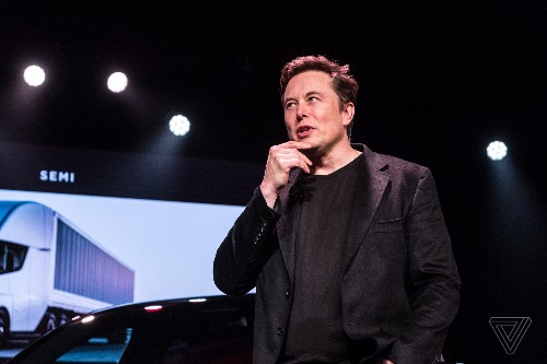 Elon Musk says Tesla has a 'good chance' of record deliveries this quarter
