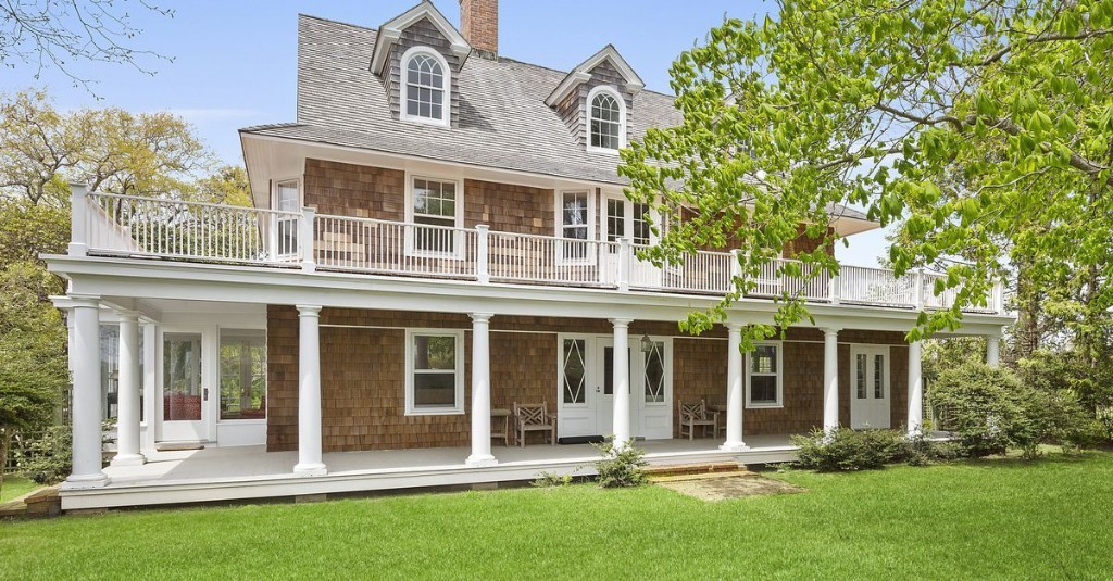 Hamptons home where Jackie Kennedy summered as a child asks $7.5M