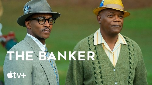 Apple TV Plus' The Banker will hit theaters in March after being delayed following controversy