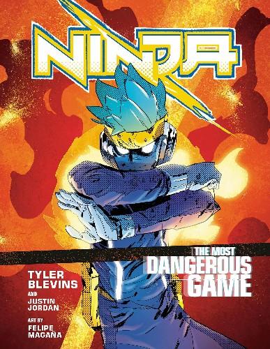 Ninja's new comic book turns Ninja into an actual ninja