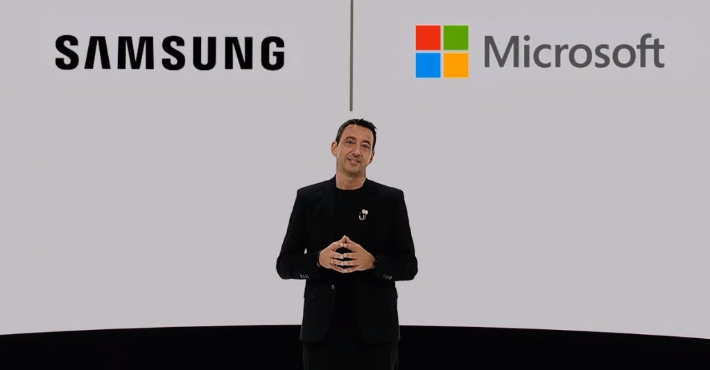 Microsoft and Samsung need each other now more than ever