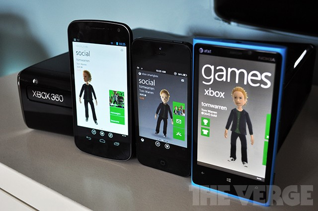Microsoft wants Xbox Live to power Android and iOS games
