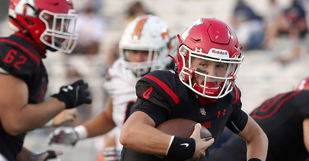 High school football: 3 quarterbacks in Utah on pace for record-setting season in 2020