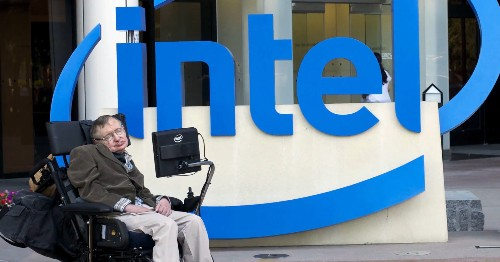 Stephen Hawking's speech software is now available for free