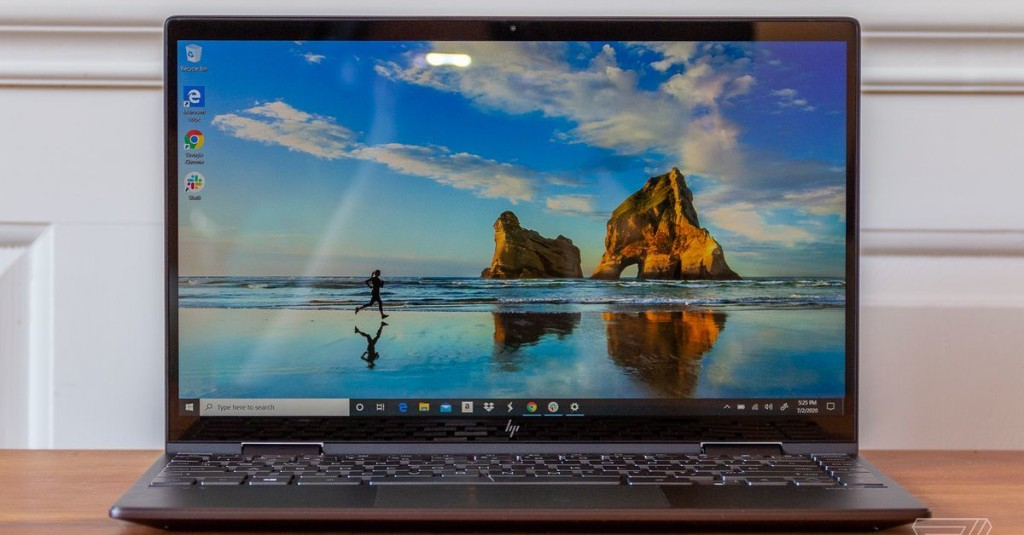 HP Envy x360 (2020) review: AMD wins again
