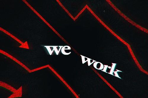 WeWork isn't a tech company; it's a soap opera