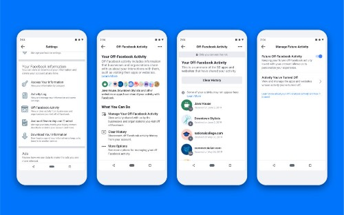 Facebook's Clear History tool is now available to everyone