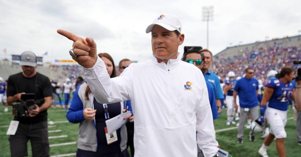 95 Days Until Kansas Football: Recapping Year 1 of Les Miles
