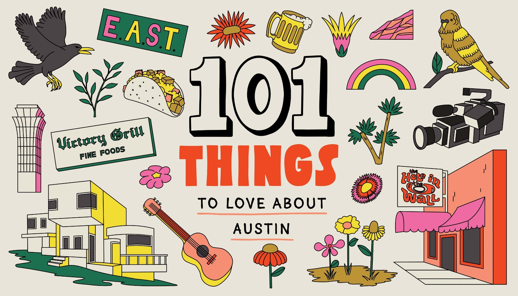 Austin  - cover