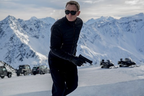 James Bond needs $5 million to hold a Sony phone, and he still doesn't like it