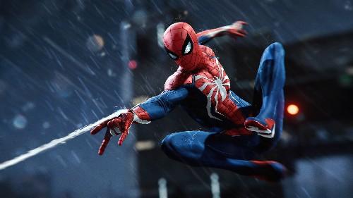 Spider-Man's healing system handles a tricky problem elegantly
