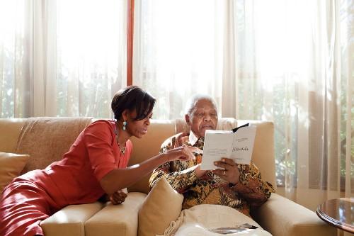 Nelson Mandela is dead at 95