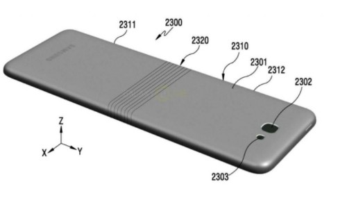 Samsung's latest patent is a foldable phone