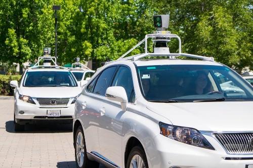 I took a ride in Google's self-driving car