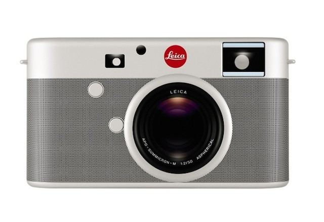 Jony Ive's custom-designed Leica camera took nine months and 55 engineers to build