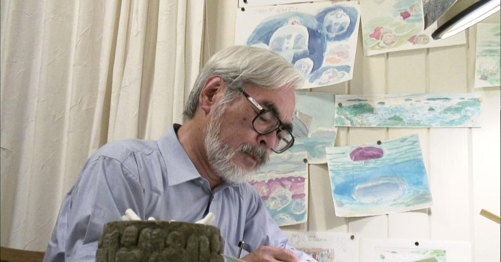Watch the four-hour doc that unravels Hayao Miyazaki's obsessions