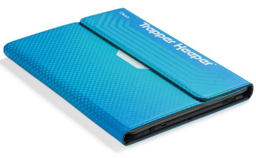 The Trapper Keeper is back, but it carries tablets instead of homework