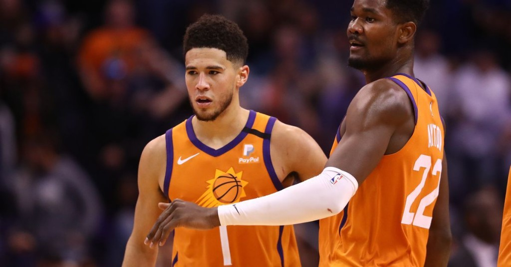 Playoff Rotation Preview: The Suns could make some noise in a play-in tournament