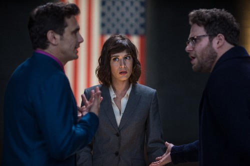 The Interview is YouTube's most popular video right now