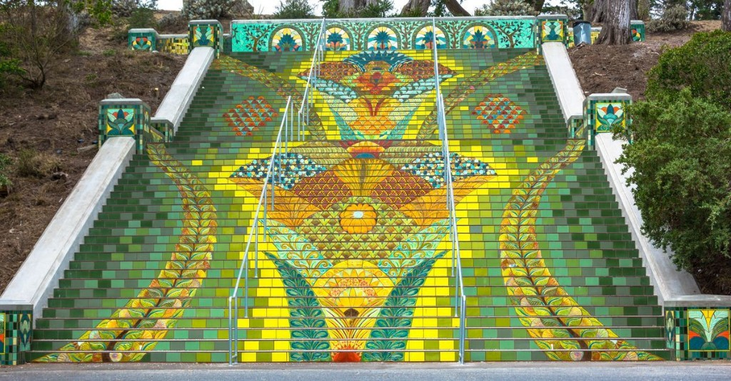 The 11 most stunning staircases in San Francisco