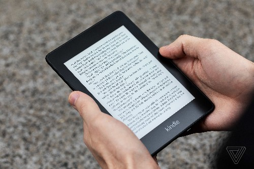 Amazon's excellent Kindle Paperwhite is back down to its lowest price