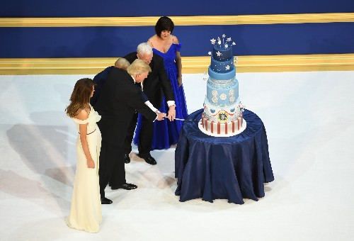 Why Obama's Cake Appeared at Trump's Inauguration