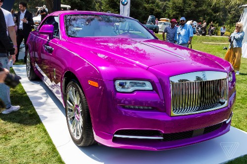 America's most important luxury car show