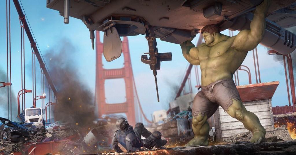 The Marvel's Avengers beta teases the superhero RPG I've always wanted
