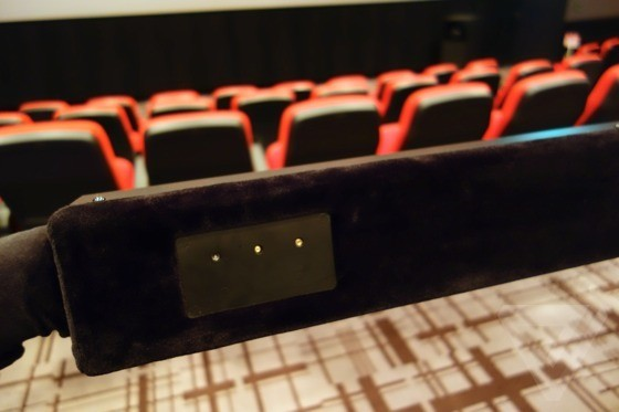 4DX movie theater will soak you this summer