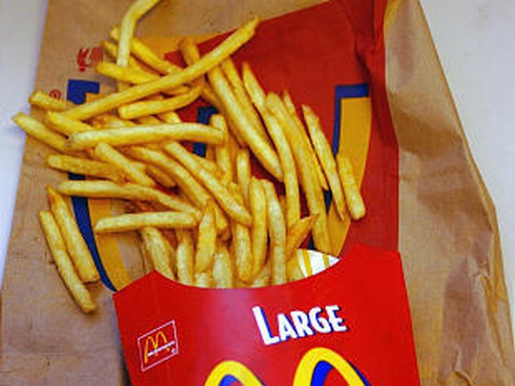 McDonald's is giving away free fries for National French Fry Day. Here's where else you can get deals today