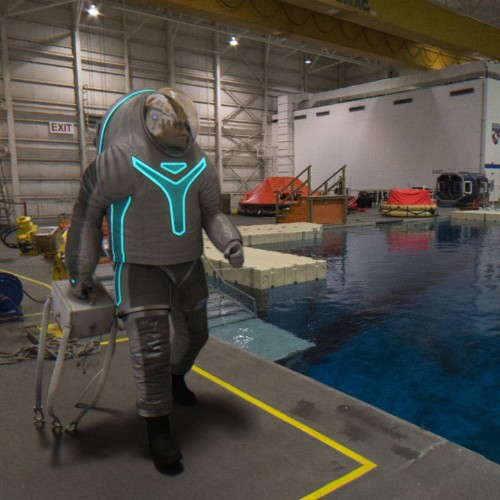 NASA wants you to choose its next spacesuit from three weird designs