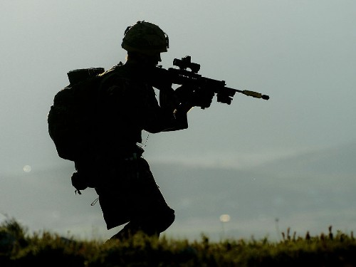 Palmer Luckey's defense firm is partnering with the UK's Royal Marines