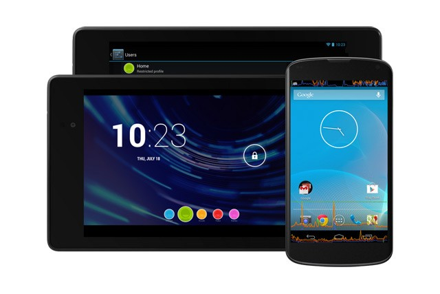 Android 4.3 announced, rolling out to Nexus devices today