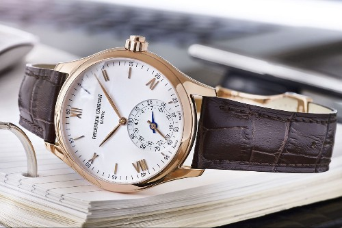 Swiss watchmakers show off a new line of smartwatches