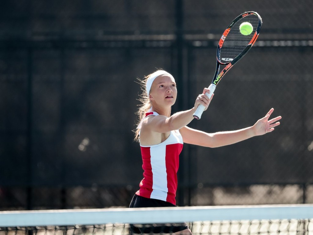 High school girls tennis: 3A race wide open heading into this week's state tourney