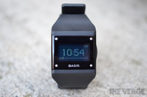 Intel bolsters its wearables team, acquires company behind the Basis fitness band