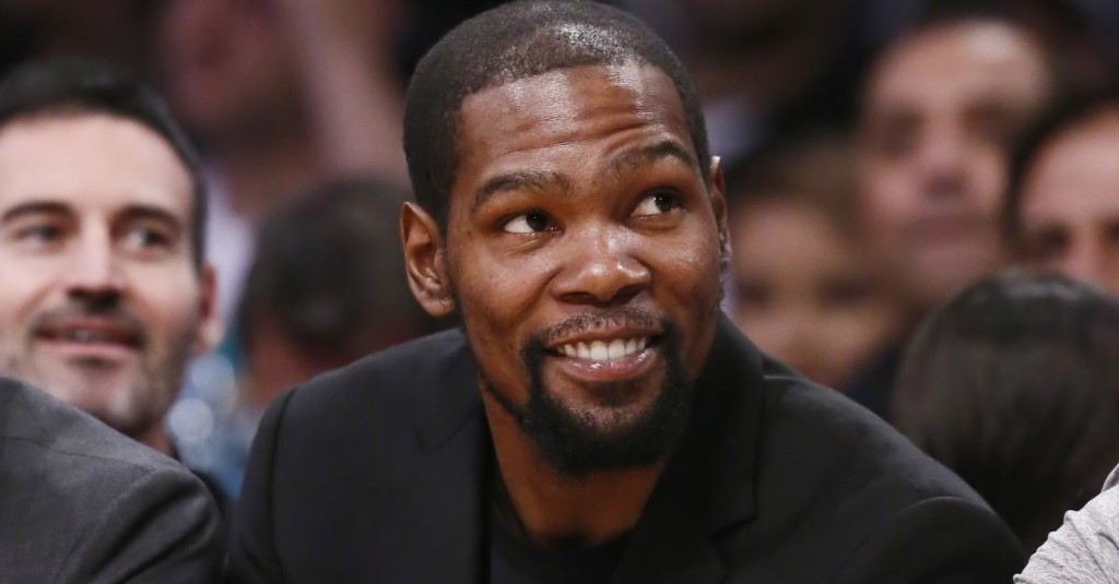 NBA finalizing NBA 2K Tournament featuring Kevin Durant