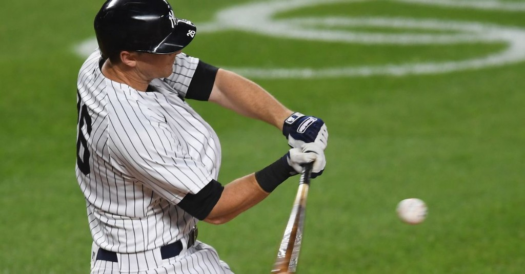DJ LeMahieu and the Yankees are a perfect match