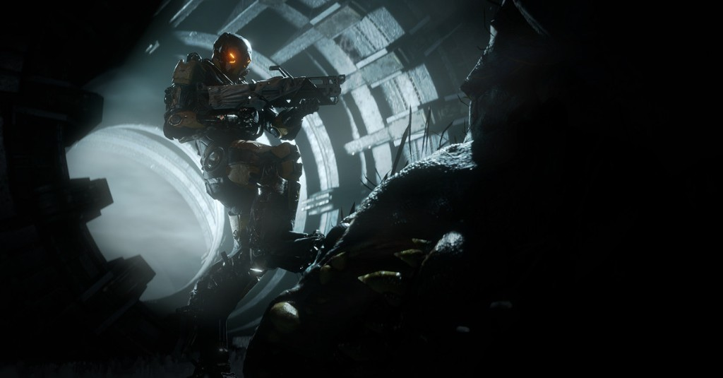 Anthem dev update with plans for new, meaty mech combat