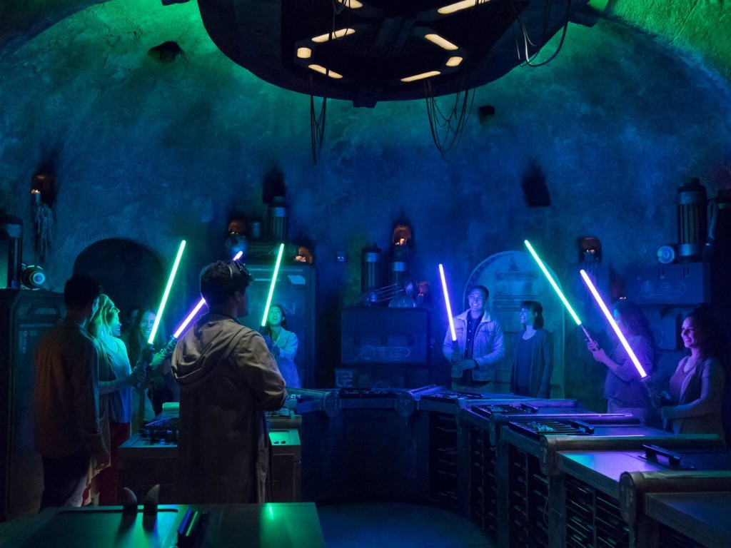 'Star Wars' teases a new lightsaber is on the way
