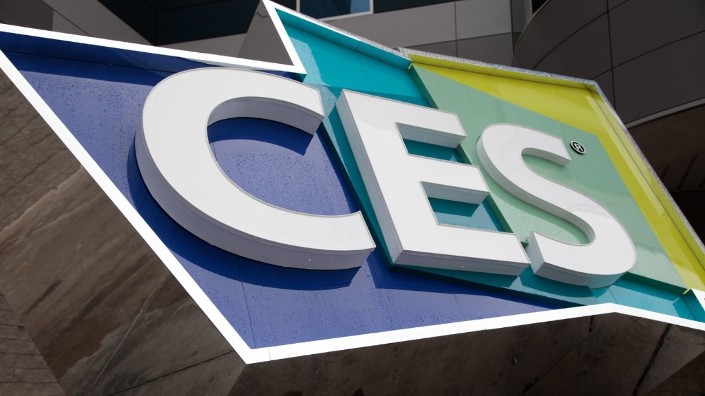 CES Day 1 is over and the trends are already clear