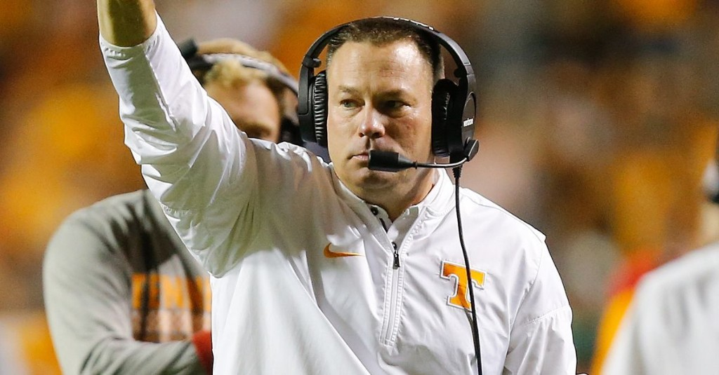 Look: Butch Jones has Knoxville home on the market
