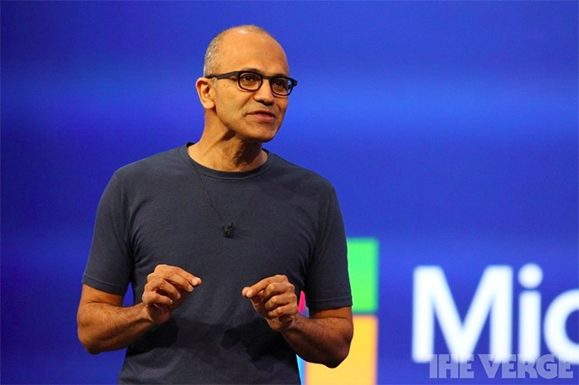 Microsoft CEO sees 'magical things' and 'tough choices' ahead