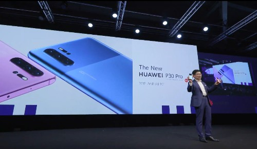 Huawei gets around Android ban with new' P30 Pro design