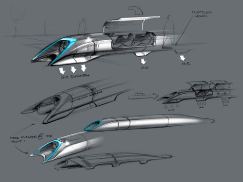 Over 1,000 college students will compete to design the best Hyperloop pod
