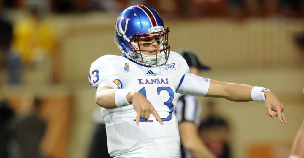 63 Days Until Kansas Football: Opponent Preview - Texas
