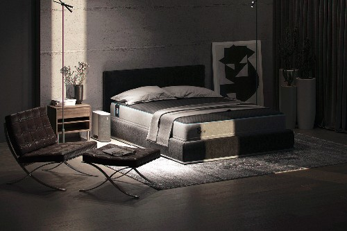 Eight Sleep's $2,000 smart mattress is exactly what you'd expect